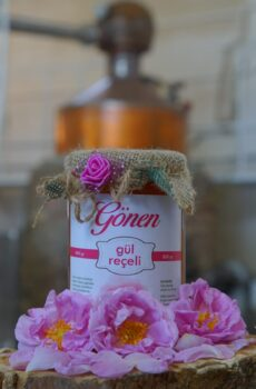 organik gül reçeli satın al